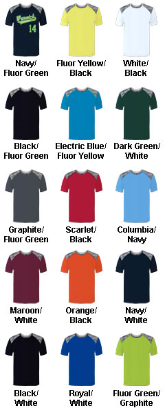 Youth Valor Tech Tee - All Colors