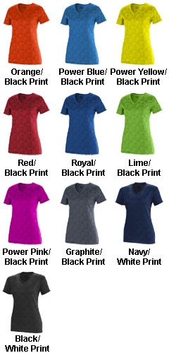 Girls Elevate Wicking T-Shirt - All Colors
