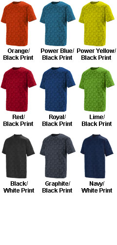 Youth Elevate Wicking T-Shirt - All Colors