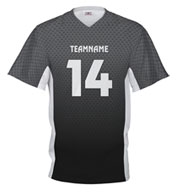 Custom Spectrum Sublimated Replica Fan Football Jersey