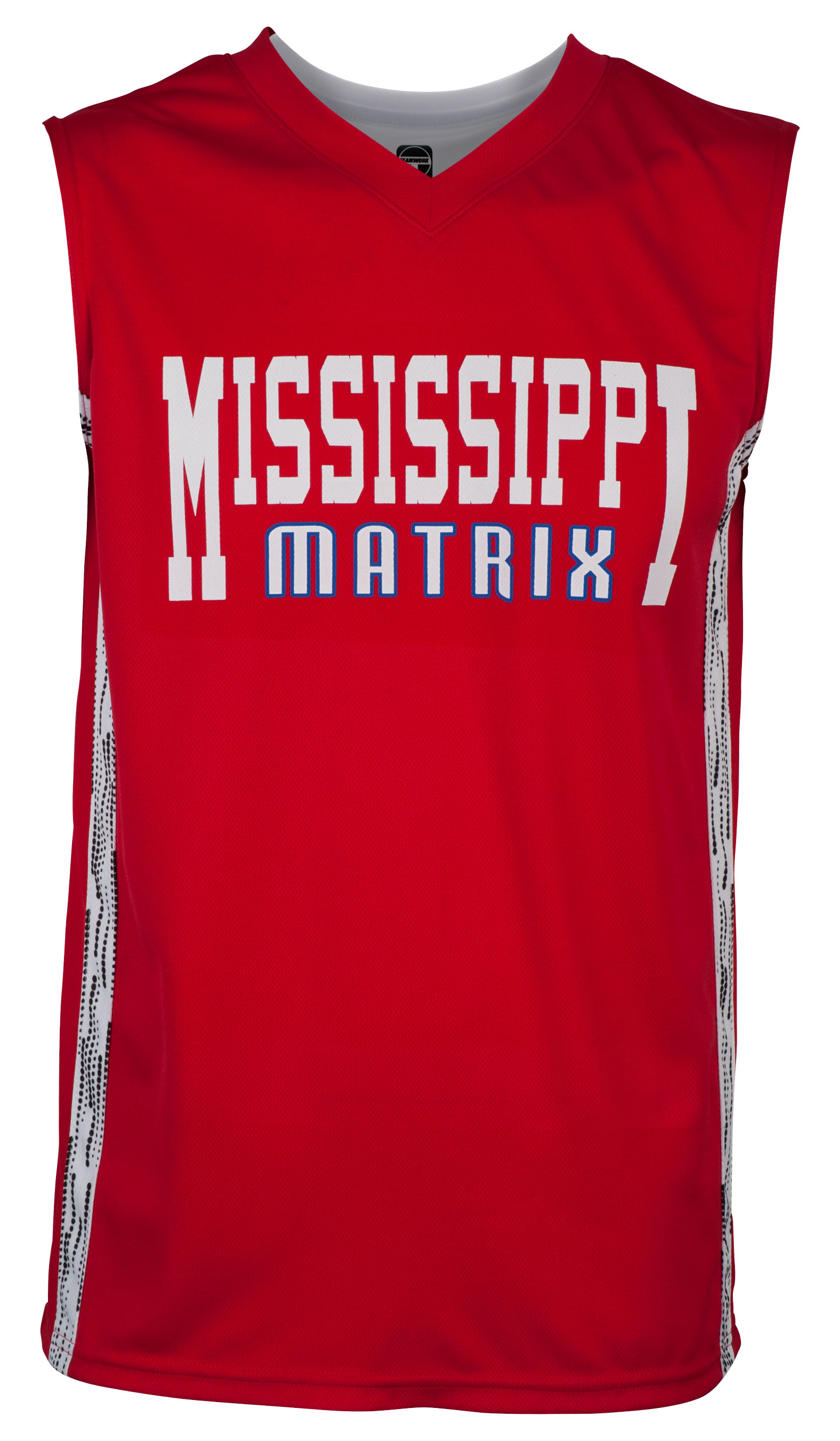 Adult Matrix Basketball Jersey