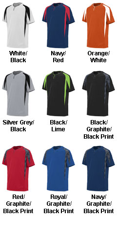 Youth Flyball Jersey - All Colors