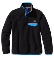 Patagonia Womens Synchilla Lightweight Snap-T Pullover