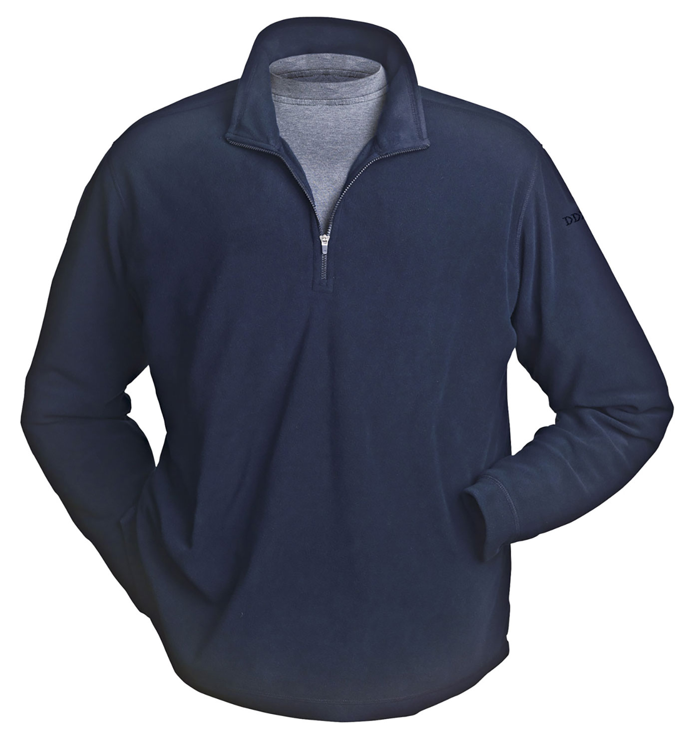 Dri Duck Element Quarter-Zip Nano Fleece Pullover by Dri-Duck