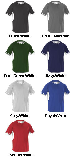 Adult eXtreme Dura-Light 2-Button Jersey - All Colors