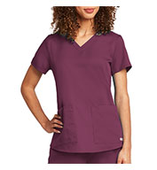 Custom Greys Anatomy� V-Neck Scrub Top