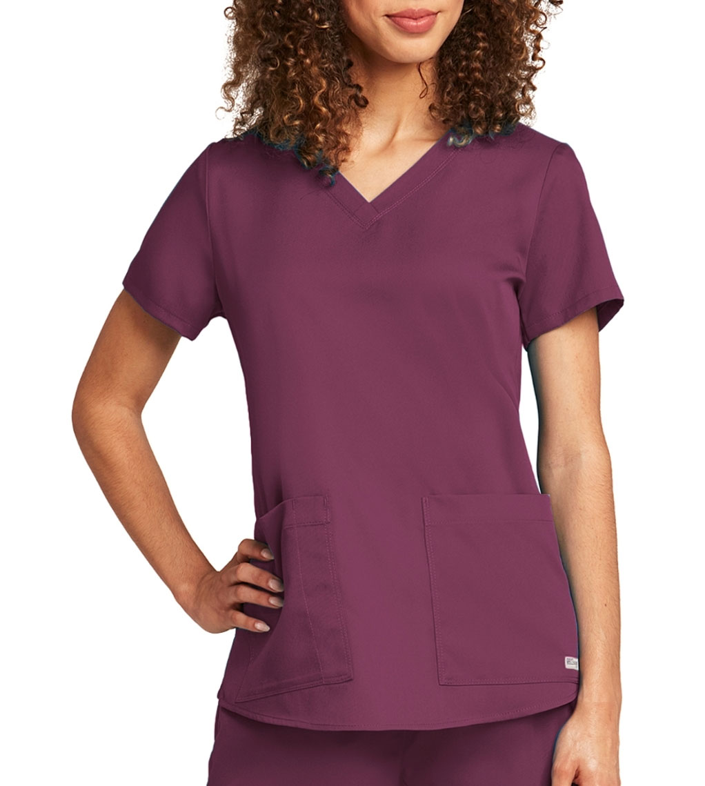 Greys Anatomy™ V-Neck Scrub Top