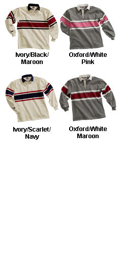 Acadia Classic Rugby Shirt - All Colors