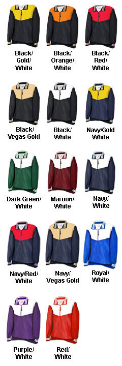 Youth Chesapeake Warm-Up Jacket - All Colors