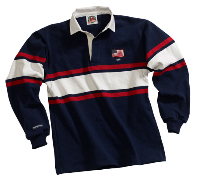 World Rugby Shirts