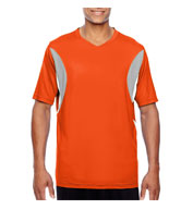 Custom Team 365 Mens Athletic V-Neck All Sport Jersey