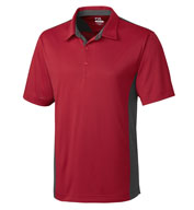 Custom Mens DryTec™ Willows Color Block Polo