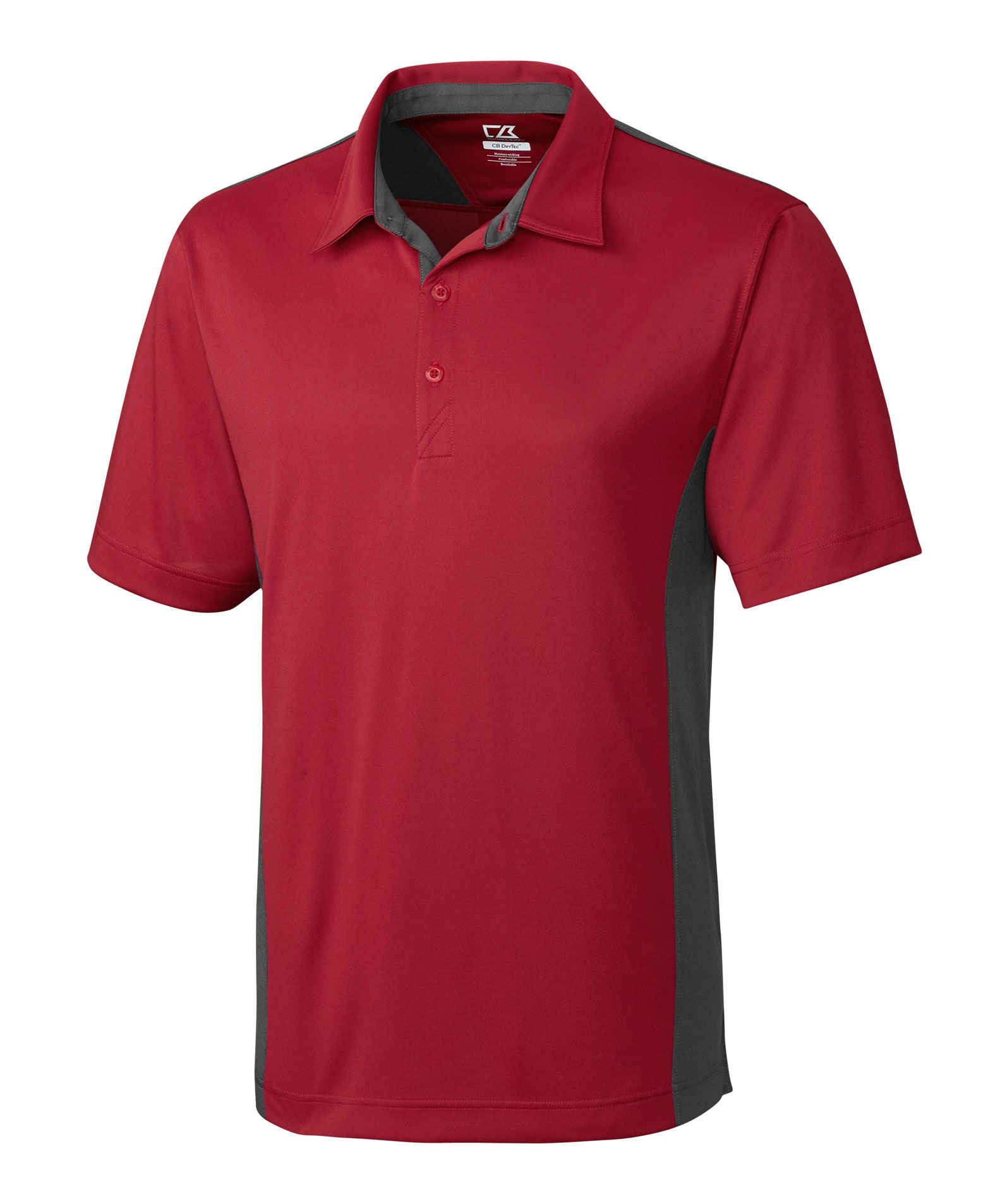 Mens DryTec� Willows Color Block Polo