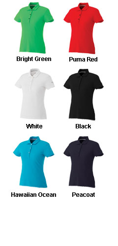 Puma Golf Womens Essential Polo - All Colors