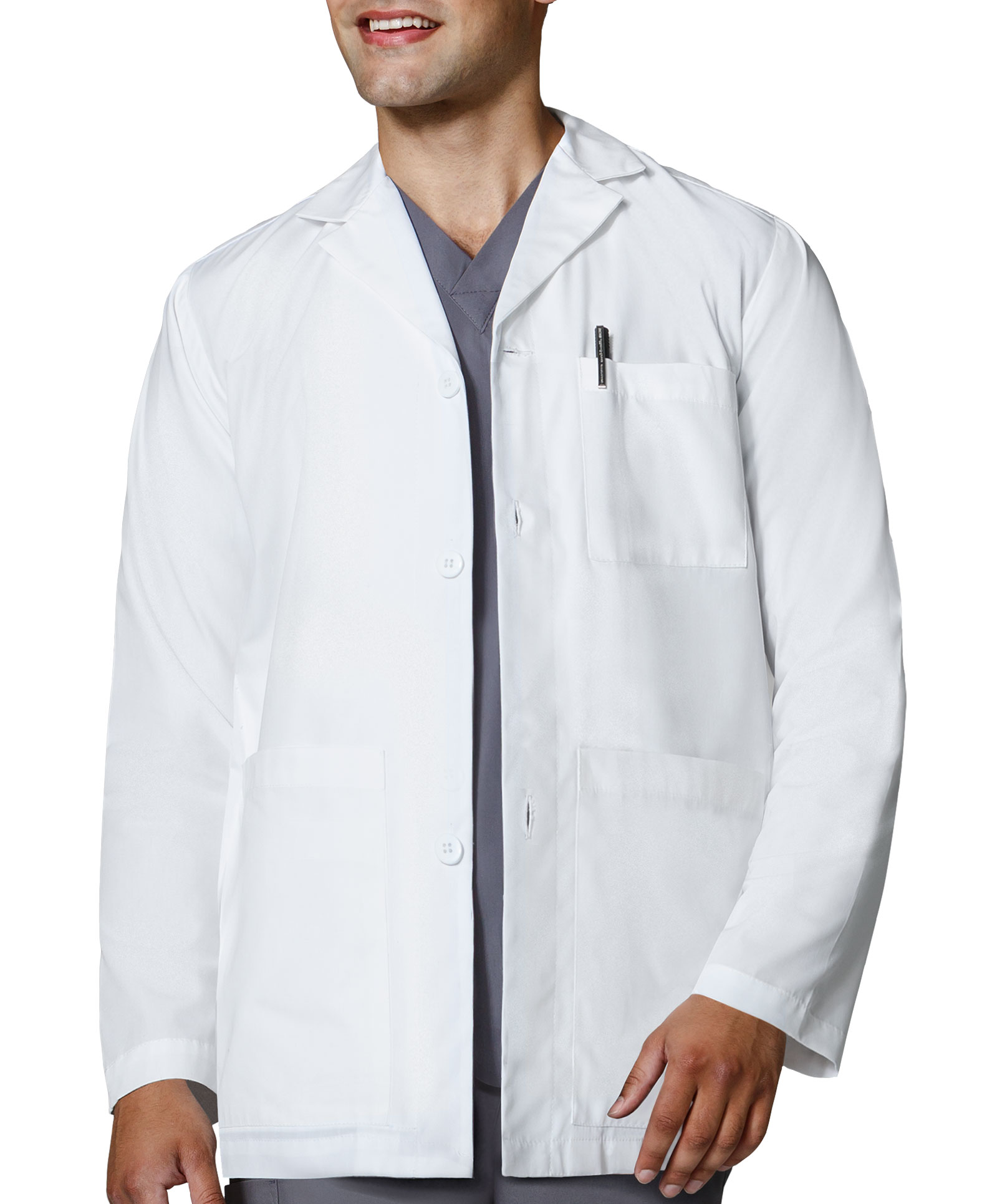 WonderWink� Mens Consultation Coat