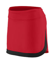 Custom Girls Action Color Block Skort
