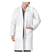 Wonder Wink Mens Long Lab Coat