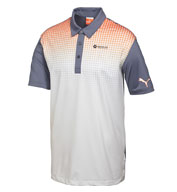 Puma Mens Glitch Polo