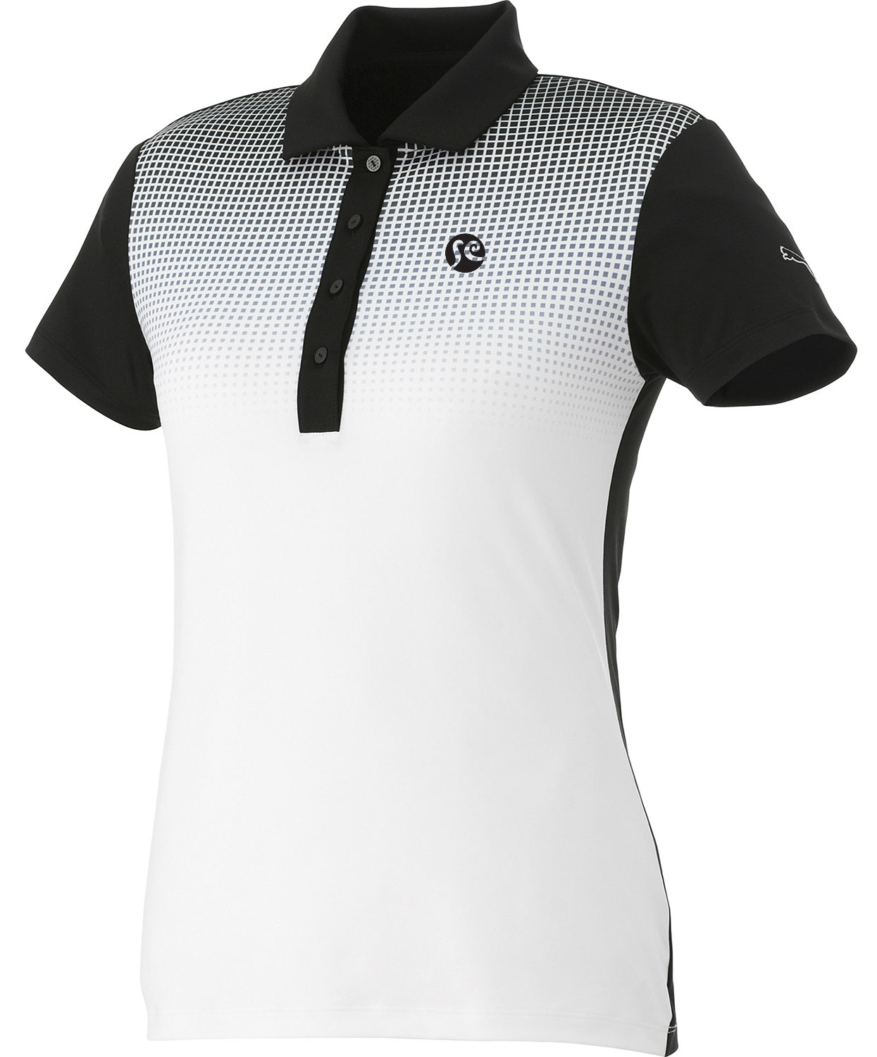 Puma Womens Glitch Polo
