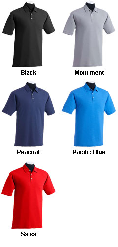 Callaway Mens Tonal Polo - All Colors