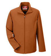 Custom Mens Leader Soft Shell Jacket