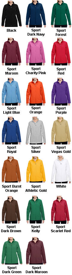 Ladies Leader Soft Shell Jacket - All Colors