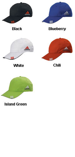 Adidas Golf Lightweight Cotton Cap - All Colors