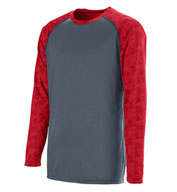 Fast Break Long Sleeve Jersey
