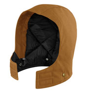 Custom Carhartt Artic-Quilt Lined Duck Hood