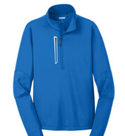 Custom Ogio Endurance Fulcrum 1/4 Zip Mens