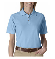 Custom Ladies Whisper Pique Polo