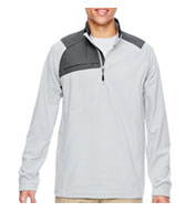 Custom Mens Excursion Trail Half-Zip Fleece