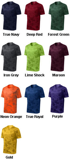 CamoHex Tee - All Colors