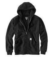 Custom Rutland Thermal Lined Hooded Sweatshirt by Carhartt