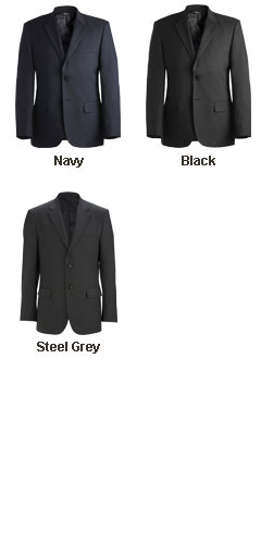 Synergy� Washable Suit Coat - All Colors