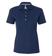 Custom Ladies Hanes X-Temp� Sports Polo