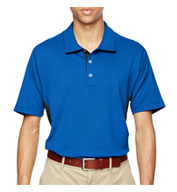 Adidas Golf Mens Puremotion® Colorblock Polo