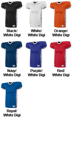 Dual Threat Football Jersey - All Colors