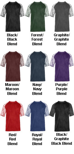 Mens Sport Blend Tee - All Colors