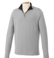 Moreton Quarter Zip Sweater