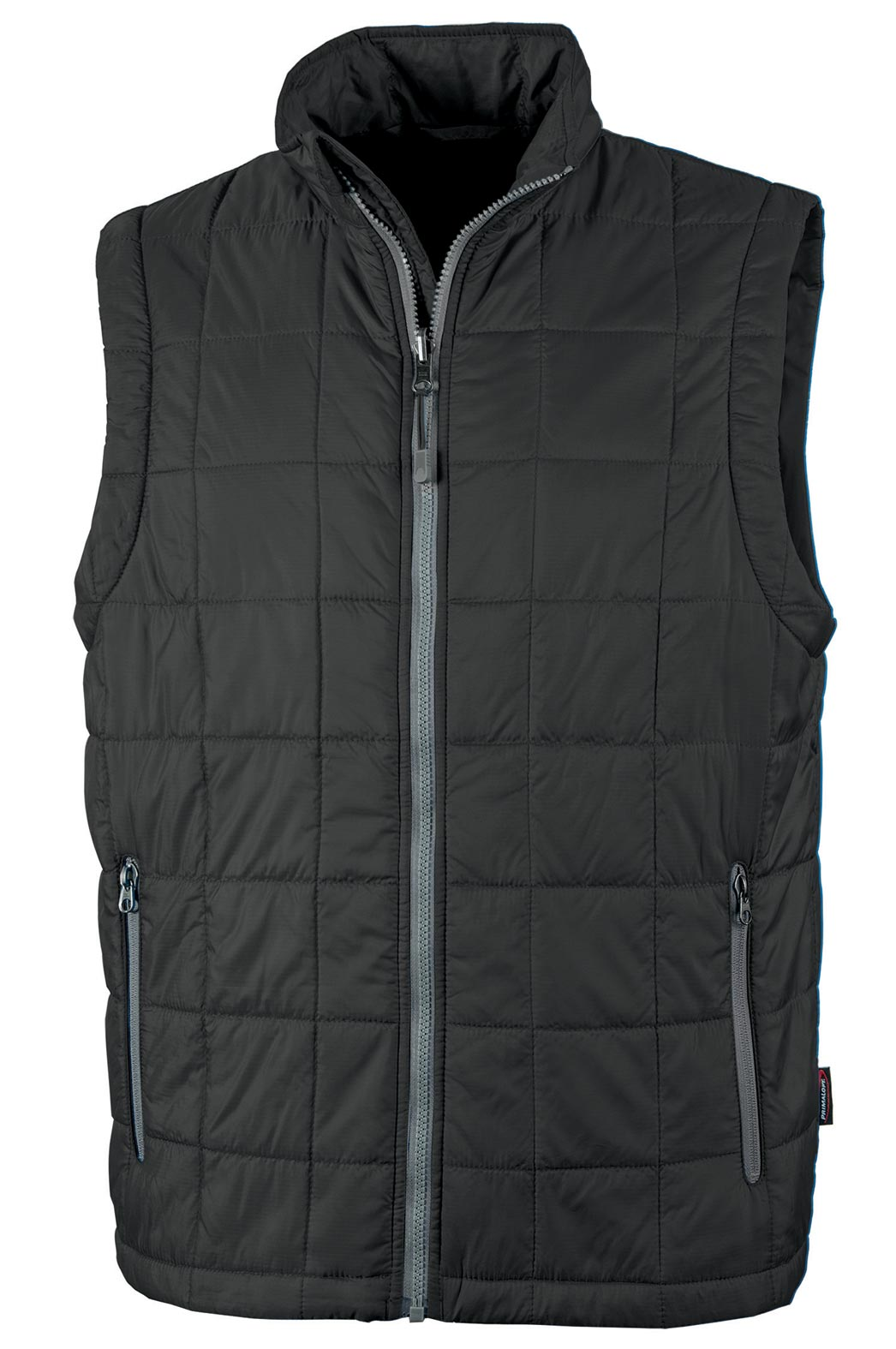 Mens Radius Quilted Vest by Charles River Apparel