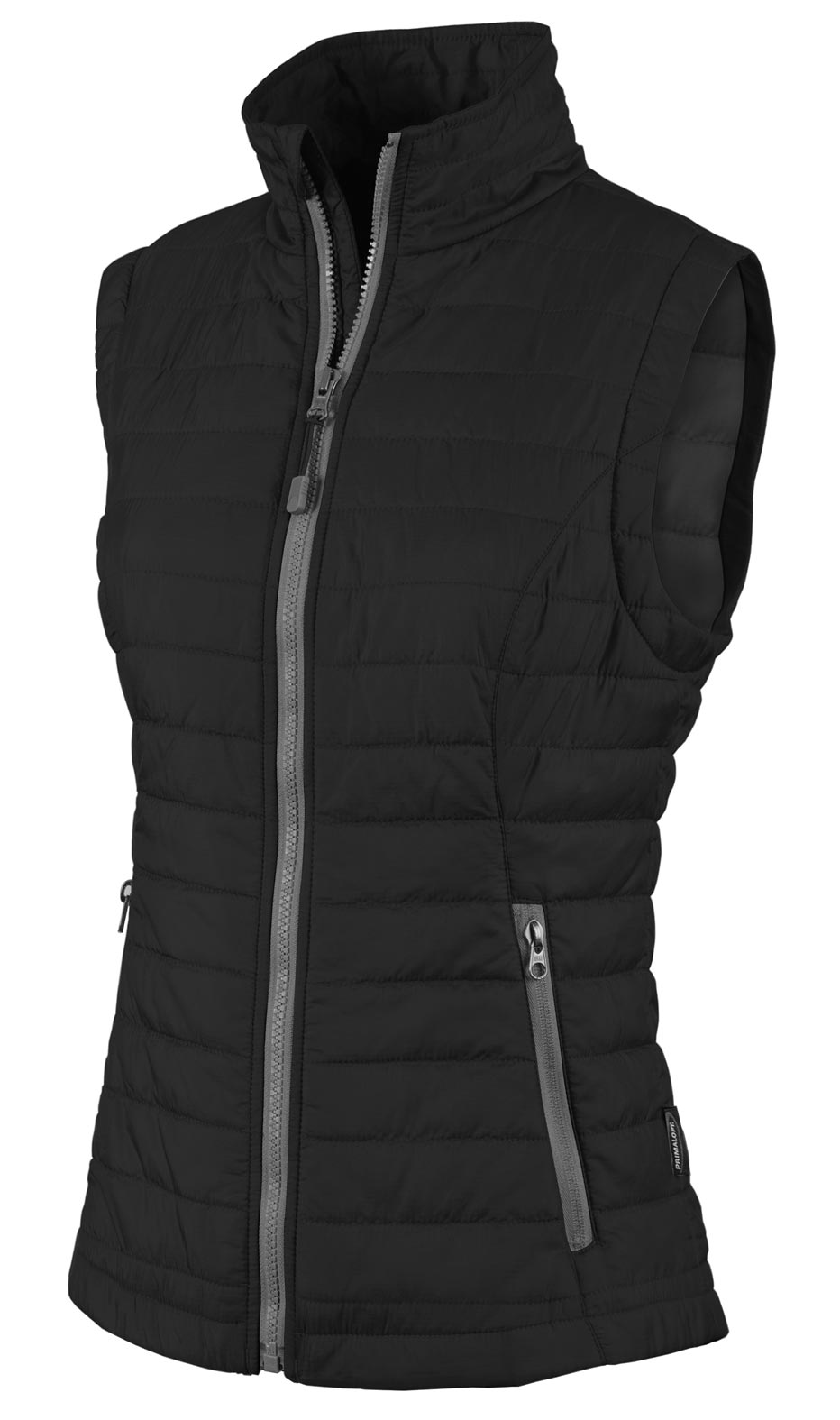 Ladies Radius Quilted Vest by Charles River Apparel
