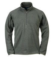 Custom Regan 1/4-Zip Fleece Pullover Mens