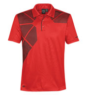 Custom Mens Prism Performance Polo Mens