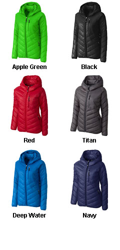 Ladies Crystal Mountain Jacket - All Colors