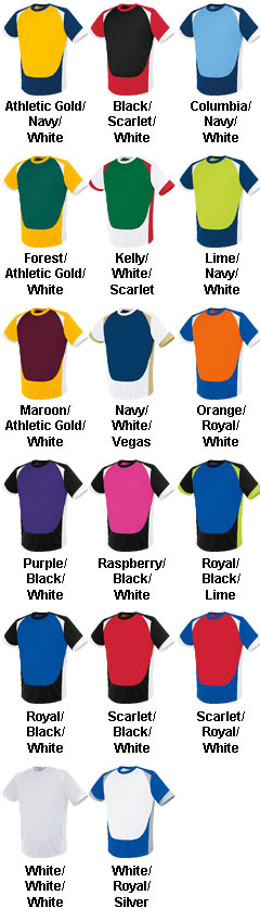 Adult Velocity Jersey - All Colors