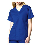 WonderWink® V-Neck Scrub Top