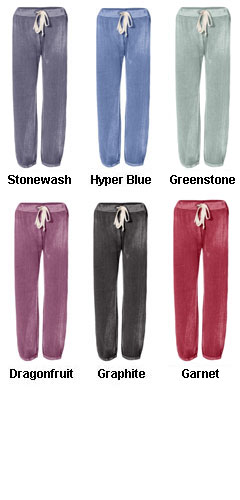 Angel Fleece Sanded Pants - All Colors