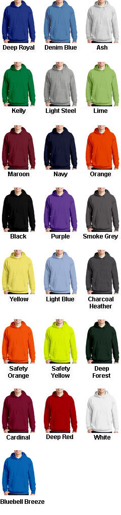 Hanes Adult ComfortBlend® EcoSmart® Pullover  - All Colors