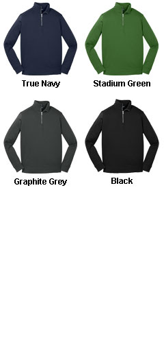 Repel 1/4-Zip Pullover - All Colors